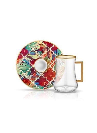 Dervish Kulplu Çay St 6'lı Amazon Tropic-Koleksiyon